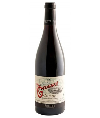 Domaine Grosset 2013 - Co?tes Du Rho?ne Villages