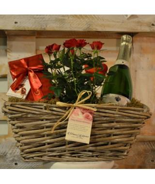 Rosal, Champagne & Chocolates