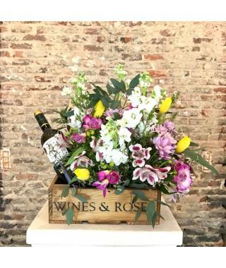 Constance Flower Box