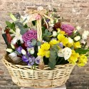 Spring Hamper & White Wine
