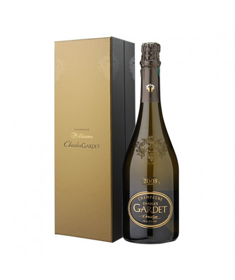 Champagne Prestige Charles Vintage 2005